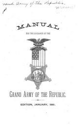 Manual for the Guidance of the Grand Army of the Republic