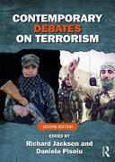 Contemporary Debates on Terrorism PDF
