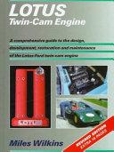 Lotus Twim-cam Engine