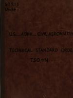 Technical Standard Order PDF