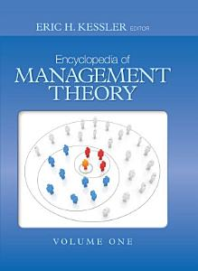 Encyclopedia of Management Theory PDF
