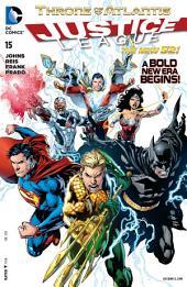 Justice League (2011- ) #15