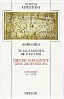 De sacramentis   De mysteriis PDF