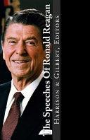The Speeches of Ronald Reagan PDF