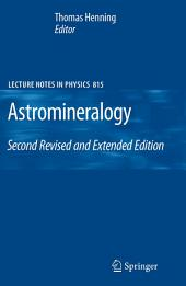 Astromineralogy: Edition 2