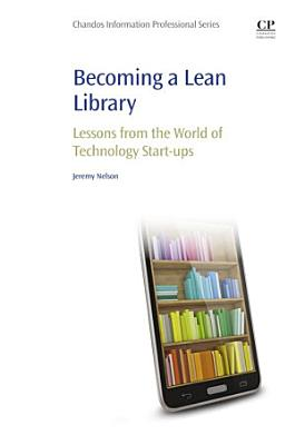 Becoming a Lean Library