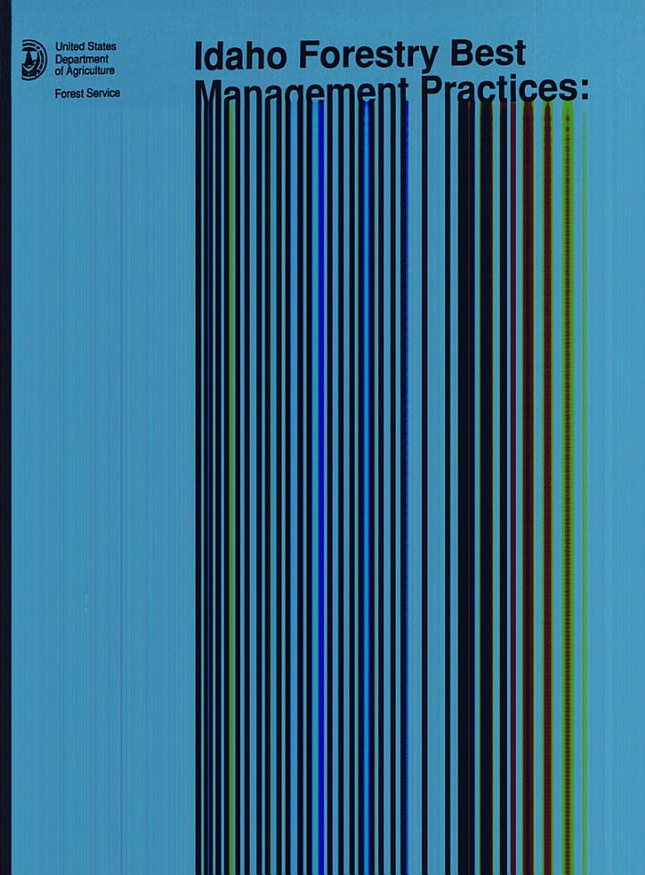 Idaho Forestry Best Management Practices