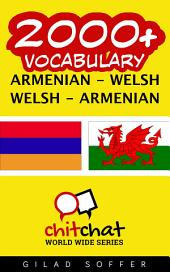 2000+ Armenian - Welsh Welsh - Armenian Vocabulary