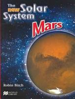 New Solar System  The  Mars PDF