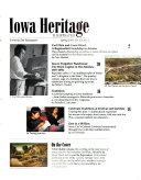 Iowa Heritage Illustrated