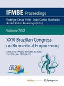 XXVI Brazilian Congress on Biomedical Engineering