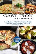 Cast Iron Cookbook PDF