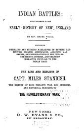 Indian battles: with incidents in the early history of New England