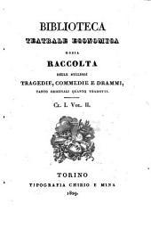 Tragedie di Cesare della Valle duca di Ventignano. Vol. primo -terzo!: 3, Volume 1