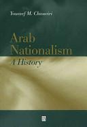 Arab Nationalism PDF