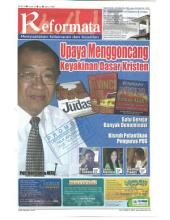 Tabloid Reformata Edisi 40 Juli 2006