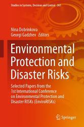 Environmental Protection and Disaster Risks PDF