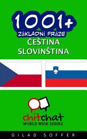 1001+ Základní Fráze Čeština - Slovinština