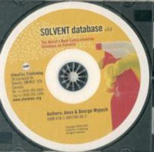Solvent Database