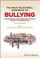 The Wiley Blackwell Handbook of Bullying PDF