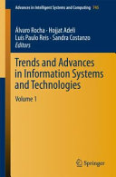 Trends and Advances in Information Systems and Technologies