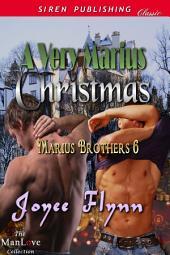 A Very Marius Christmas [Marius Brothers 6]