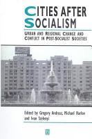 Cities After Socialism PDF