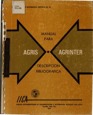 Manual Para Descripcion Bibliografica PDF