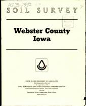Soil survey, Webster County, Iowa