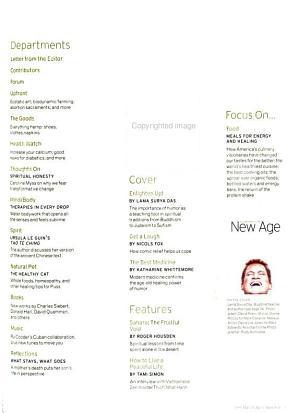 New Age Journal PDF