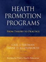 Health Promotion Programs PDF