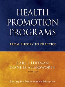 Health Promotion Programs Book