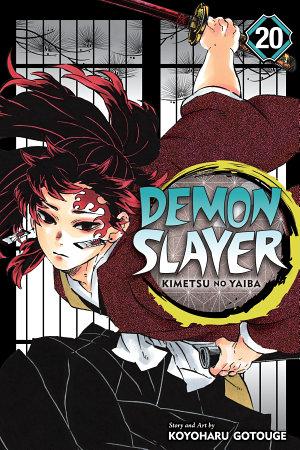 Demon Slayer  Kimetsu no Yaiba  Vol  20