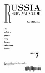 Russia Survival Guide PDF