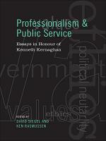 Professionalism and Public Service PDF