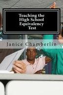 Teaching the High School Equivalency Test