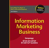 Information Marketing Business: Step-by-Step Startup Guide