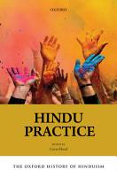 The Oxford History of Hinduism  Hindu Practice PDF