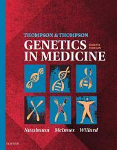 Thompson & Thompson Genetics in Medicine E-Book: Edition 8