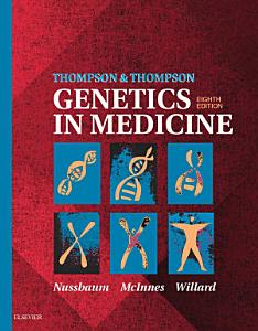 Thompson   Thompson Genetics in Medicine E Book PDF