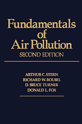 Fundamentals of Air Pollution 2e