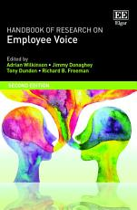 Handbook of Research on Employee Voice PDF