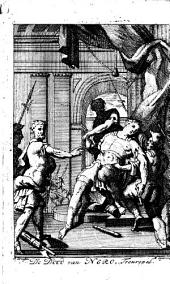 De dood van Nero: treurspel
