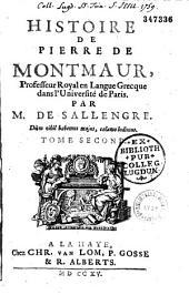 Histoire de Pierre de Montmaur