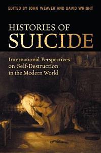 Histories of Suicide PDF