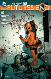 The New 52: Futures End (2014-) #33