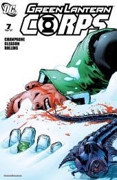 Green Lantern Corps (2006-) #7