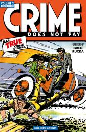 Crime Does Not Pay Archives Volume 2: Volume 2