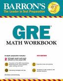 Barron s GRE Math Workbook Book