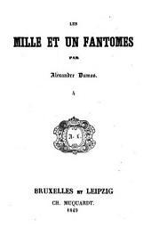 Les mille et un fantomes: Volume4